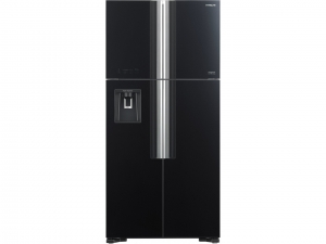 Холодильник Side-by-side Hitachi R-W660PUC7GBK
