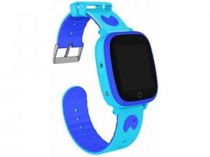 Смарт годинник GOGPS ME K14 Синій