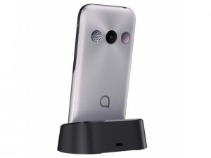 Мобільний телефон Alcatel 2019 Single SIM Metallic Silver nalichie