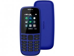 Мобільний телефон Nokia 105 2019 SS Blue