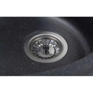 Кухонні мийки EMILIA (SPACE BLACK) 755x490x200 nalichie