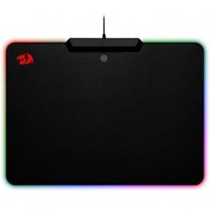 Килимок для мишки REDRAGON (75176) Epeius RGB 350х250х3,6 мм ABS+метал+PP