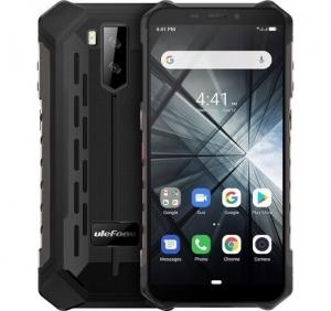 Смартфон Ulefone Armor X3 (IP68, 2/32BG, 3G) Black