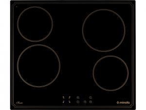 Варочна поверхність електрична Minola MVH 60420 GBL RUSTIC