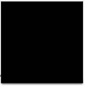 Обігрівач керамічний Теплокерамік TCH-500-BLACK