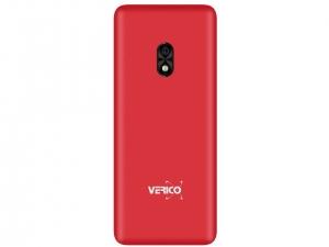 Мобільний телефон Verico Qin S282 Red nalichie