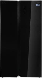 Холодильник Side-by-side Midea HC-689 WEN BG