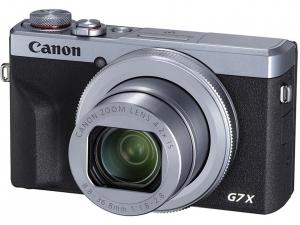 Цифрова камера Canon Powershot G7 X Mark III Silver