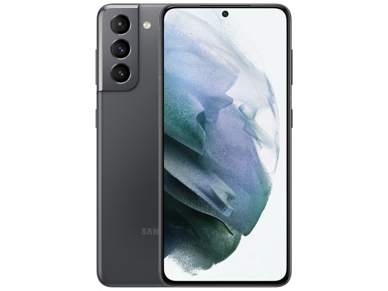 Смартфон Samsung Galaxy S21 8/256GB Phantom Grey (SM-G991BZAGSEK)