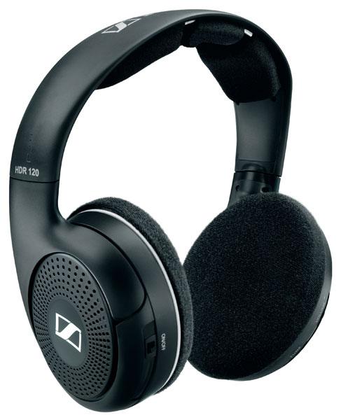 Навушники безпровідні SENNHEISER RS 120-8 EU