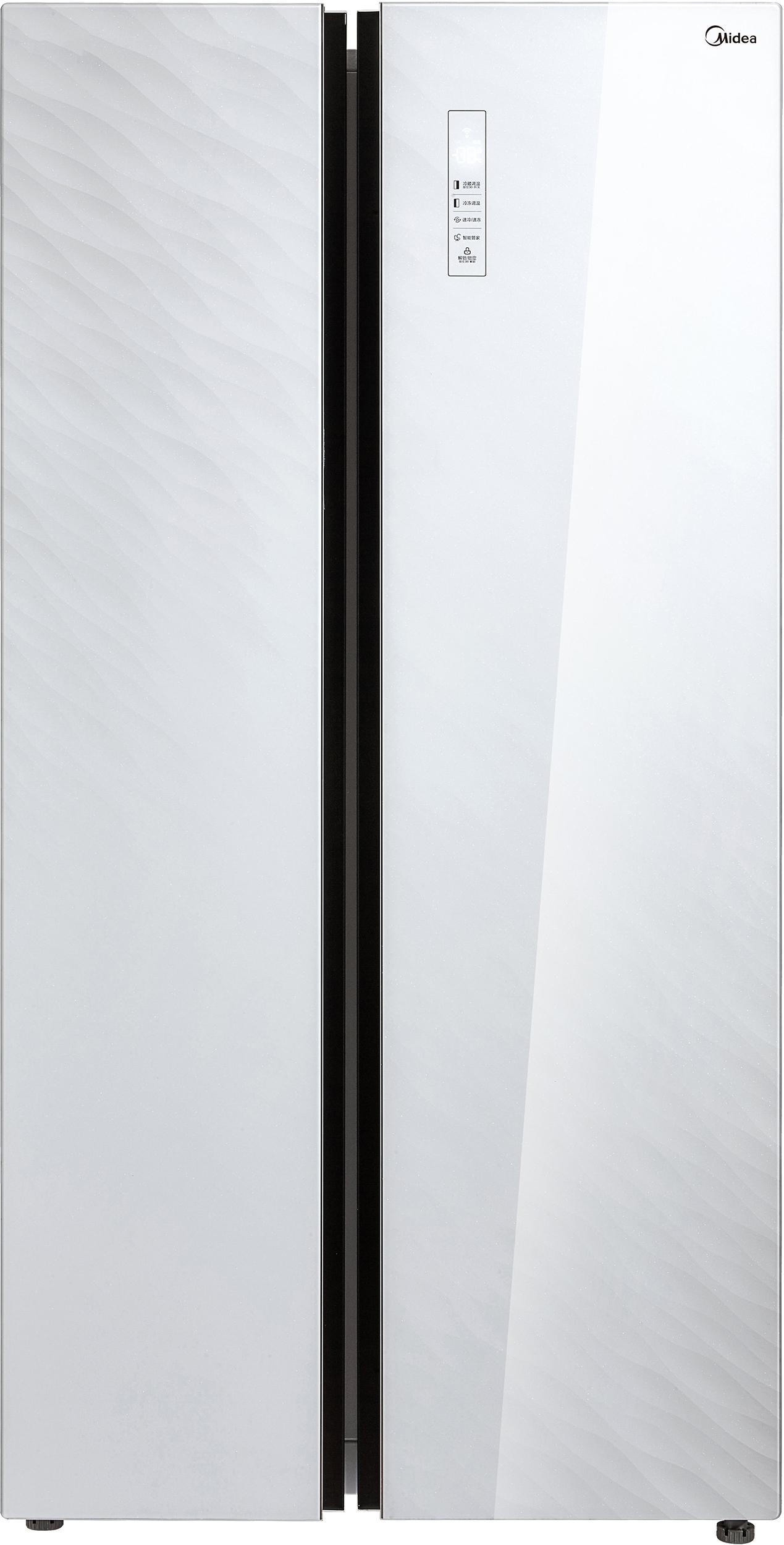Холодильник Side-by-side Midea HC-689 WEN WG