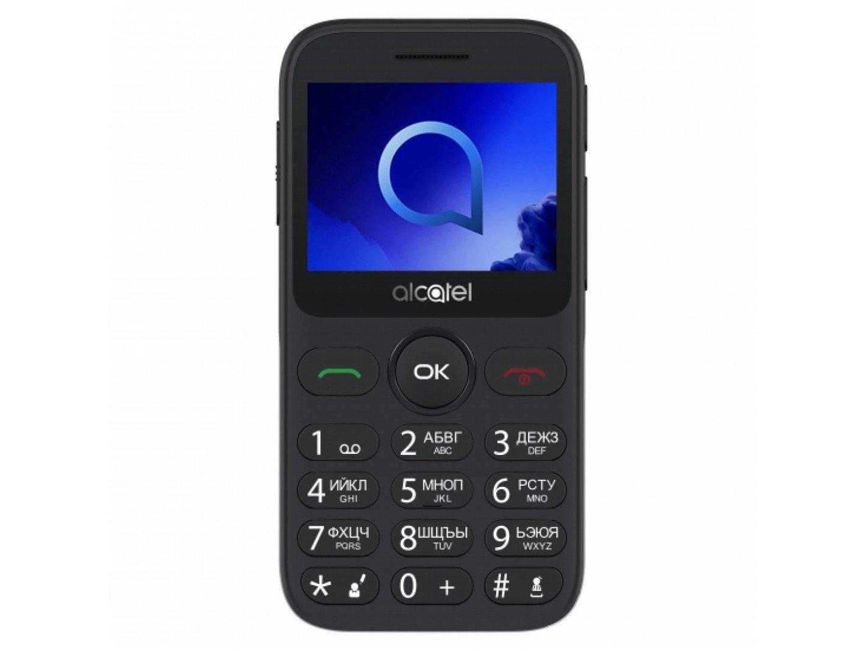 Мобільний телефон Alcatel 2019 Single SIM Metallic Silver