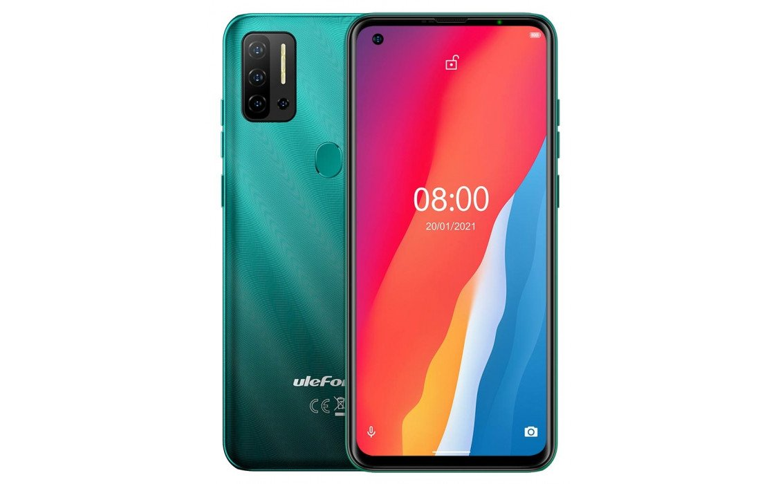 Смартфон Ulefone Note 11P (8/128Gb, 4G) Green
