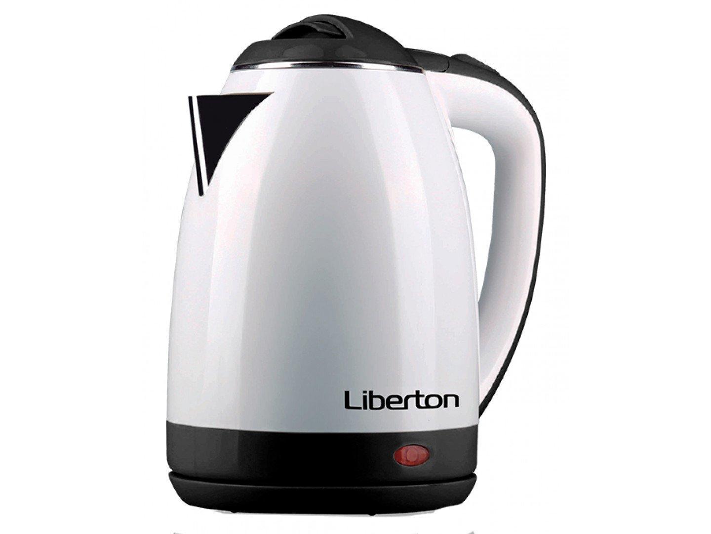 Електрочайник Liberton LEK-1801 White