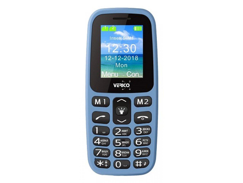 Мобільний телефон Verico Classic A183 Blue