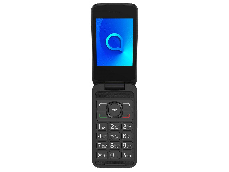Мобільний телефон Alcatel 3025 Single SIM Metallic Gray