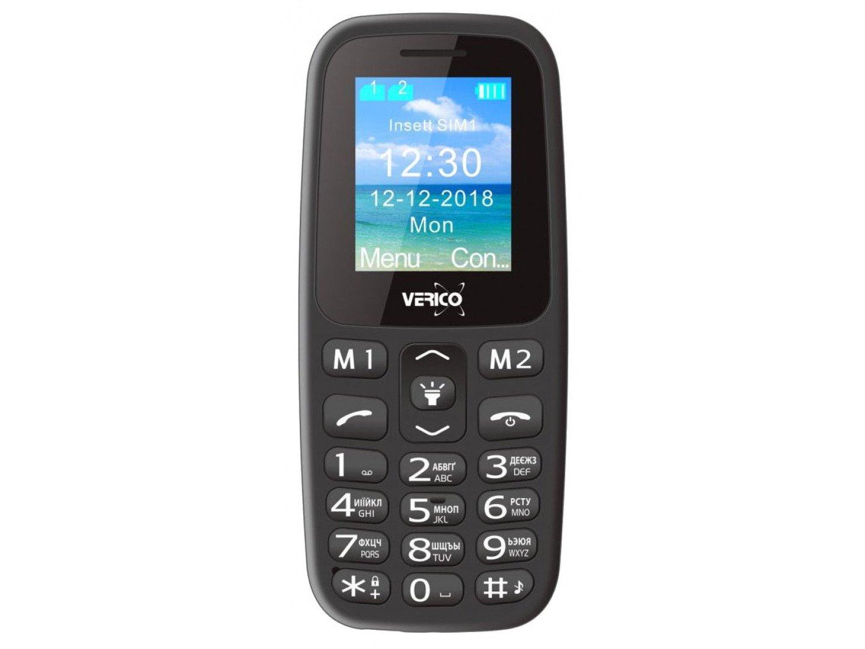 Мобільний телефон Verico Classic A183 Black
