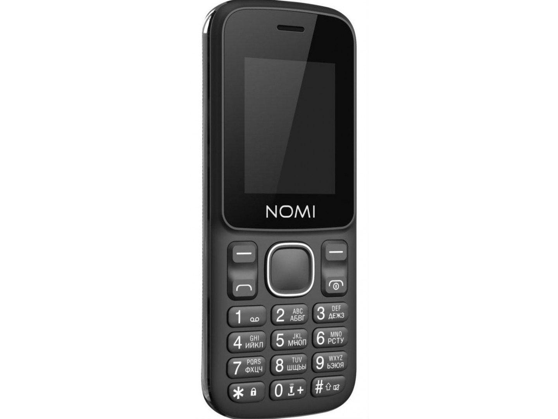 Мобільний телефон Nomi i188s Black