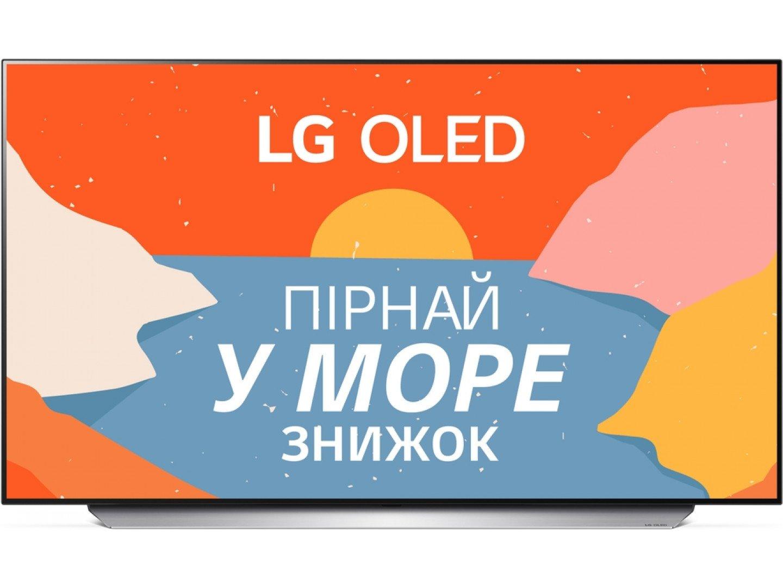 Телевізор LG OLED65C14LB