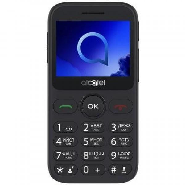 Мобільний телефон Alcatel 2019 Single SIM Metallic Gray