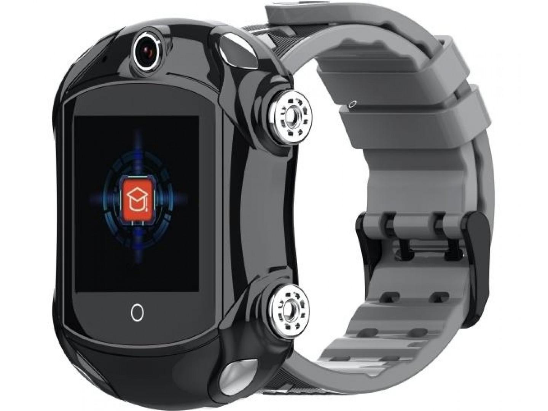 Смарт годинник GOGPS ME X01 Чорний