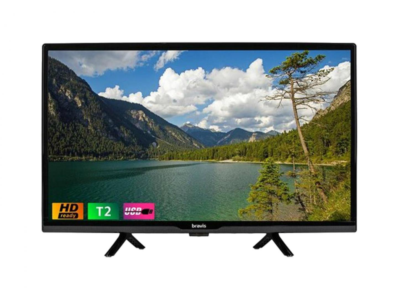 Телевізор BRAVIS LED-24G5000 Black