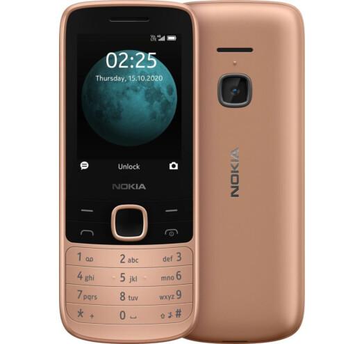 Мобільний телефон Nokia 225 (sand) TA-1276
