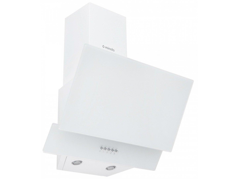 Витяжка наклонна Minola HDN 5212 WH 700 LED