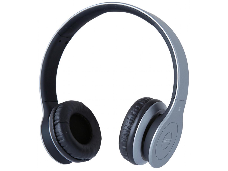 Навушники безпровідні Gemix BH-07 Space Grey