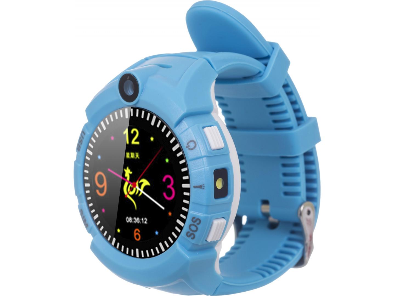 Смарт годинник для дітей Ergo C010 Blue