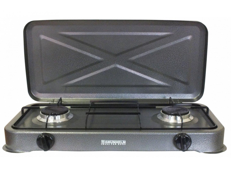 Плита настільна газова Grunhelm GGP-6012