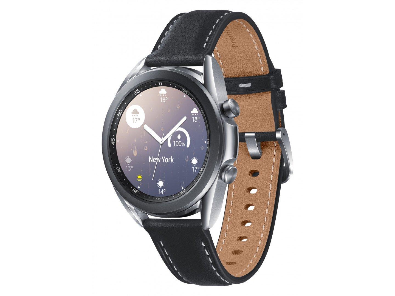 Смарт годинник Samsung Galaxy Watch 3 41мм Silver (SM-R850NZSASEK)