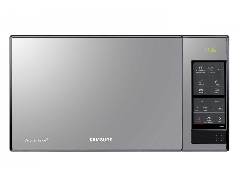 Піч СВЧ соло Samsung ME83XR/BWT
