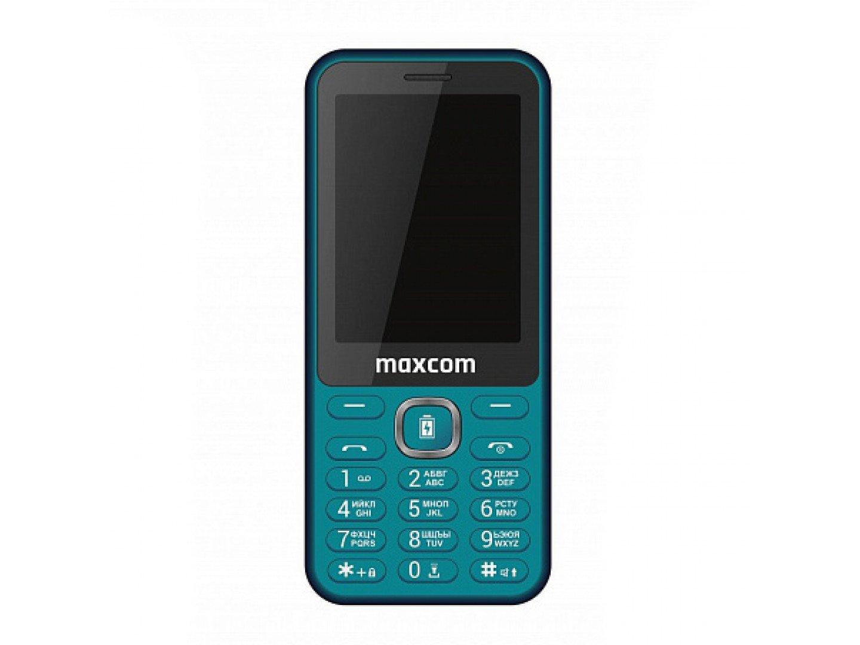 Мобільний телефон Maxcom MM814 Green