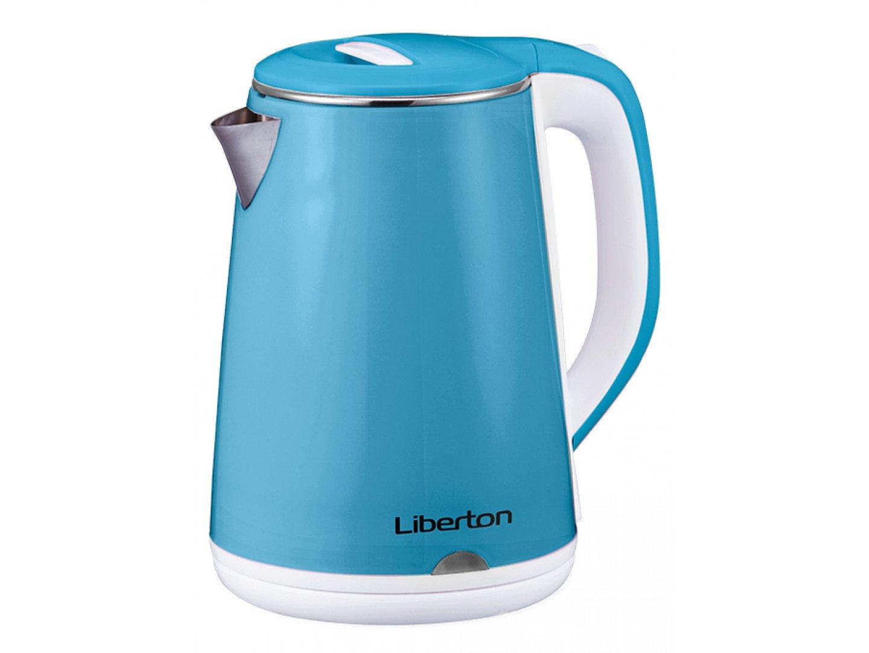 Електрочайник Liberton LEK-1802 Blue
