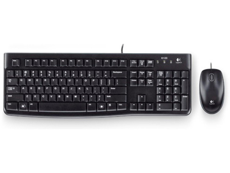 Клавіатура безпровідна+мишка Logitech MK 120