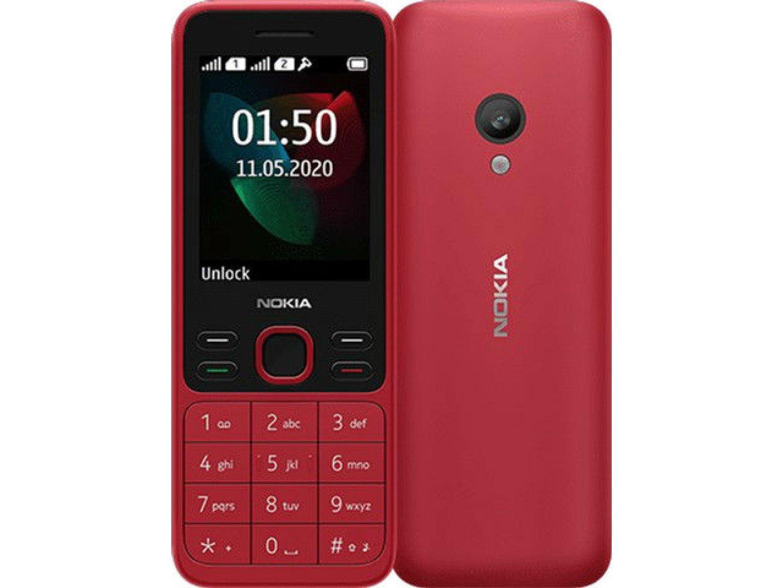 Мобільний телефон Nokia 150 2020 DS Red