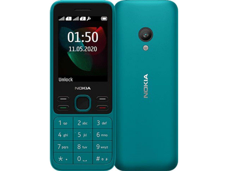 Мобільний телефон Nokia 150 2020 DS Cyan