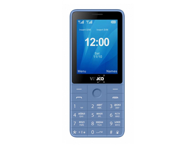 Мобільний телефон Verico Qin S282 Blue