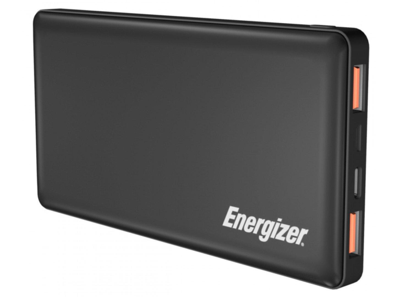 УПБ ENERGIZER UE10015PQ-10000 mAh Li-pol+TYPE-C PD (Чорний)