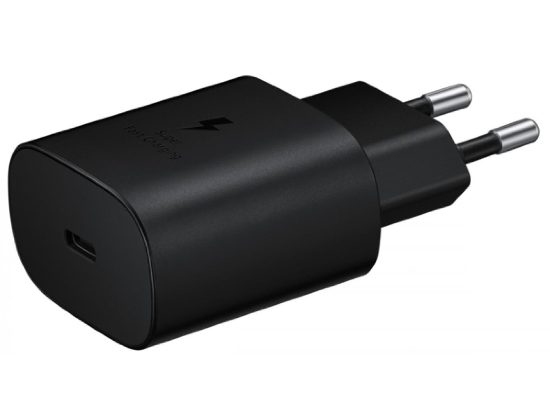 Зарядний пристрій SAMSUNG EP-TA800XBEGRU 25W PD3.0 Type-C (Чорний)