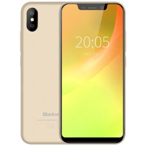 Смартфон Blackview A30 2/16GB Dual SIM Gold