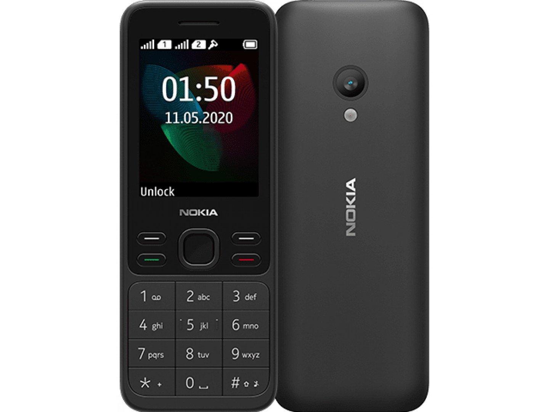 Мобільний телефон Nokia 150 2020 DS Black