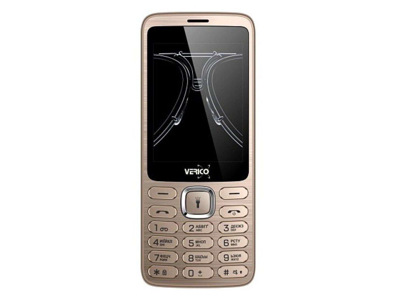 Мобільний телефон Verico Classic C285 Gold