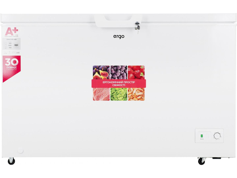 Морозильна ларь Ergo BD-401