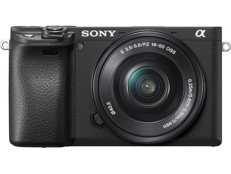 Цифрова камера  Sony Alpha 6400 kit 16-50mm Black
